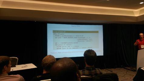 Querying multi-model with ArangoDB